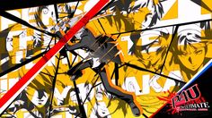 """Check out the new trailer and a bunch of screenshots for Atlus and Arc System Works new fighter """"Persona 4 Arena,"""" based on the popular RPG series Persona! Shin Megami Tensei, Persona 4, Story Characters, New Trailers, Manga, Hd Wallpaper, Wallpapers, Anime, Fair Grounds"""