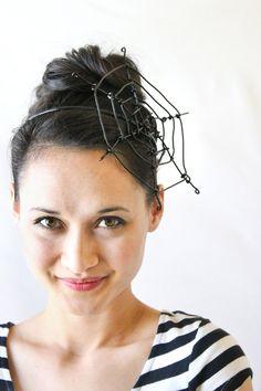 Hair Accessories Spiderweb