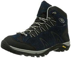 Bruetting Mount Bona High, Herren Trekking- & Wanderstiefel, Blau (marine), 43 EU (9 Herren UK) - http://uhr.haus/bruetting/bruetting-mount-bona-high-herren-trekking-blau-43