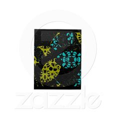 Abstract Circles Puzzle from Zazzle.com    , summer, warm, cyan, yellow, retro, lines, horizontal, abstract, elegant, modern, pillows , pillow design, summer style,