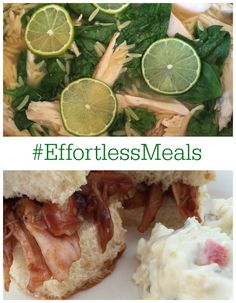 #EffortlessMeals that take minutes to prepare. It's all about making life easier. {ad}