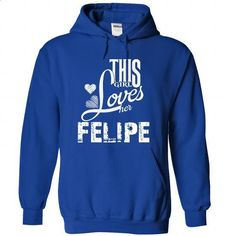 LIMITED EDITION - THIS GIRL LOVES HER FELIPE - #t'shirt quilts #tshirt quotes. GET YOURS => https://www.sunfrog.com/Names/LIMITED-EDITION--THIS-GIRL-LOVES-HER-FELIPE-1150-RoyalBlue-52374991-Hoodie.html?68278