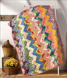Folk Dance Quilt Kit