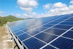 AMARE Socioambiental: Painéis Solares Gerando Energia com Gotas de Chuva...