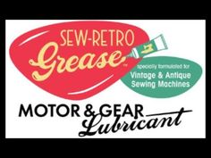 Are you using the right motor lubricant for your vintage and antique sewing machines? Originally developed for the Singer Featherweight 221 & 222, it is also perfectly suited for other old Singers! There are many kinds, but find out the truth in this melting point test video!