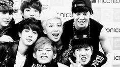 BTS So cute~! I love all of them so much
