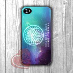 Bring Me The Horizon Sempiternal Galaxy Nebula -fun3 for iPhone 6S case, iPhone 5s case, iPhone 6 case, iPhone 4S, Samsung S6 Edge