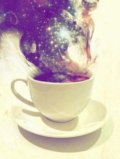 cup of galexy