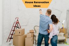 Whether you want to improve the way of living or planning to sell in future, property renovation will surely help you. House Extensions, Home Renovation, How To Plan, Future, Blog, Things To Sell, Ideas, Future Tense, House Additions