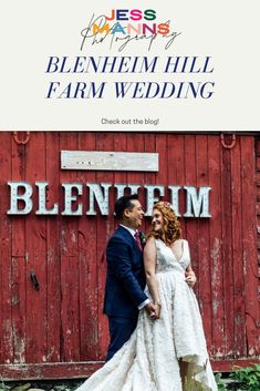 Blenheim Hill Farm wedding photos show a beautiful Catskills wedding venue with unique features. This working farm occupies sprawling land with a restored Victorian house and reception barn. Check out these Blenheim Hill Farm wedding photos on the blog! New York Wedding Venues, Farm Wedding Photos, Victorian Homes, Reception, Blog, Beautiful, Unique, Check, House