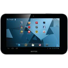 """Skytex 7"""" Dual Core 1024 X 600 Display Android Pre Installed With Games App"""