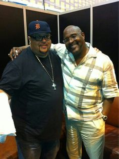 Great Gospel Artists Fred Hammond With Marvin Winans