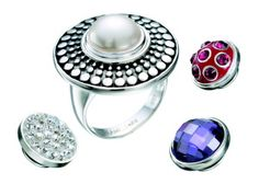 my favorite ring.. love the jewel pops