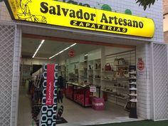 Tienda en Gandía, cadena de zapaterías www.salvadorartesano.com