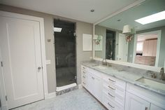 For many homeowners the allure of their Glencoe bathroom remodeling comes from the 'stuff' they put in it. Showers with light arrays are cool and his & her sinks really add convenience, that's undeniable.