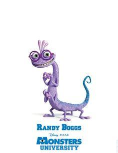 Pixar Post - For The Latest Pixar News: Monsters University Character Art and ID Cards