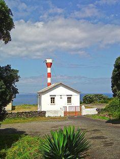 Farol da Serreta - Ponta do Queimado - Terceira