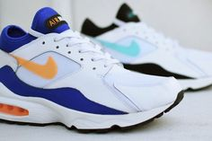 Nike Air Max 93 OG, have had the purple/orange one !
