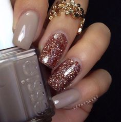 Amazing Glammy nail art