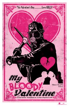 my bloody valentine day trailer