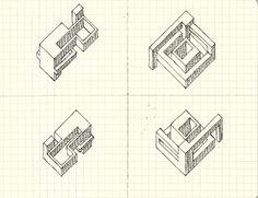 architectural design studio 1. ARCH 1101  Architectural Design Studio 1 18 Axonometric