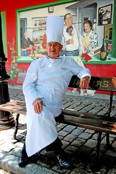 Paul Bocuse  (11 February 1926) is a French chef based in Lyon who is famous for the high quality of his restaurants and his innovative approaches to cuisine. He is one of the most prominent chefs associated with the nouvelle cuisine, which is less opulent and calorific than the traditional cuisine classique, and stresses the importance of fresh ingredients of the highest quality. Paul Bocuse claimed that Henri Gault first used the term, nouvelle cuisine, to describe food prepared by Bocuse