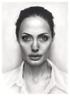#portrait by Sarkis Sarkissian #drawings