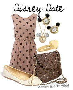 """Disney Date""  DisneyThis-DisneyThat on Tumblr"