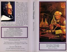 Paracelsian #Philosophy — Lectures by Manly P. Hall