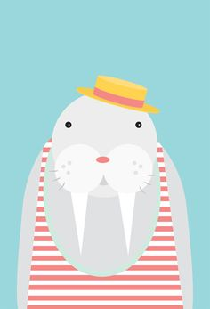 WALRUS by Tracy Wagner
