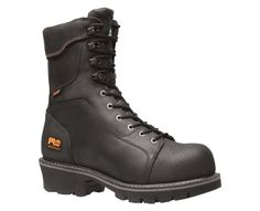 Men's Timberland PRO® Rip Saw WP Comp Toe Logger Boot