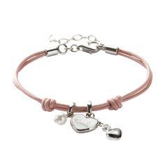 Fossil® Schmuck Charms Damen Damen Stahl Armband JF85717