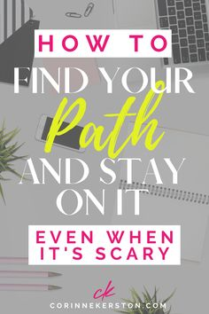 Have you found your path in your business and life? Does it feel right? Does it feel like your passion? Finding our path in the universe can be scary, but I have 4 simple steps to help you find your true path and learn to overcome fear and stay on that path so you can serve the universe as you are meant to and feel excited about what you have to offer in your life and to your business and clients. CorinneKerston.com #path #universe #businesstips Trust Your Gut, Trust Yourself, Finding Yourself, Do You Feel, How Are You Feeling, I Know You Know, Feeling Excited, How To Gain Confidence, How To Manifest