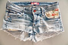 Jeans Makeover pocket