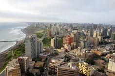 Miraflores, Lima Peru
