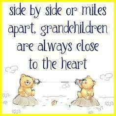 Grandchildren I like ve you Domenik..Keegyn..Elora,.Mikayka