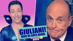 Randy Rainbow Presents Rudy! Rainbow Songs, Rainbow Live, Consumer Math, Parody Songs, New York Tours, Emotional Support Animal, Lin Manuel, Great Videos, Believe In You