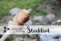 Stockbrot - lecker + einfach | alovelyjourney.de Gastbeitrag von kuchen-schlacht.de
