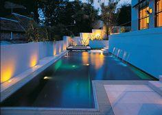 Natural Habitats Landscapes   Residential Swimming Pool Design NZ Landscapes