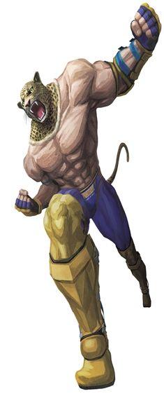 Tekken İron Fist - King