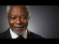 ▶ Kofi Annan: The World I'm Working To Create - YouTube