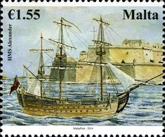 Malta issued a set of four postage stamps on 18 March 2014. It is the Maritime Malta Series II - Commemorations - 200th Anniversary of the Malta Police Force 1814-2014.
