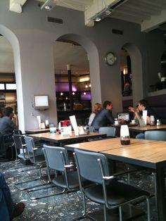't Hoogt in Utrecht 9 Jaar hier gewerkt, altijd leuk, keihard werken, hele leuke collega's.