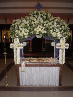 Church Flowers, Church Decorations, Table Decorations, Flower Arrangements, Easter, Frame, Quotes, Home Decor, Art