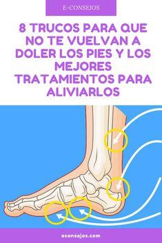 Aliviar dolor de pies