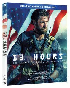 {Sorteo} 13 Hours: The Secret Soldiers of Benghazi DVD + Blu-Ray. Te gustan las peliculas de accion? Entonces esta es tu película. Participa para ganar aquí  #Movie #dvd #pelicula #acción