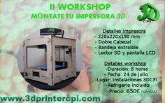 #maker #3dprint #impresora3d #3dcpi