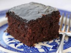 Dr. Pepper chocolate cake!! Best made with Imperial Sugar Dr pepper