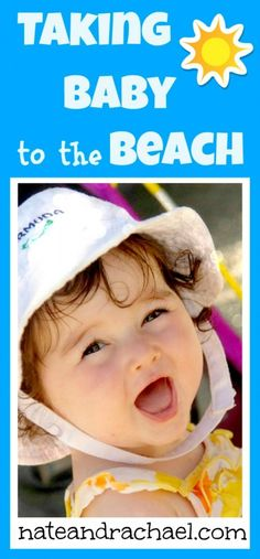 35 Free Things to Do at the Beach with a Toddler :: Nateandrachael.com