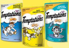 FREE Temptations Cat Treats Sample on http://hunt4freebies.com